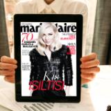 Marie Claire Türkiye Artık Tabletlerde!