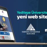 Yeditepe Üniversitesi Hastanesi Web Sitesi Yeni Yüzüyle Yayında!
