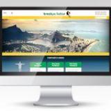 Brezilya Kültür Merkezi'ne Renkli Web Sitesi