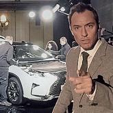 Jude Law İle İnteraktif Lexus RX Deneyimi