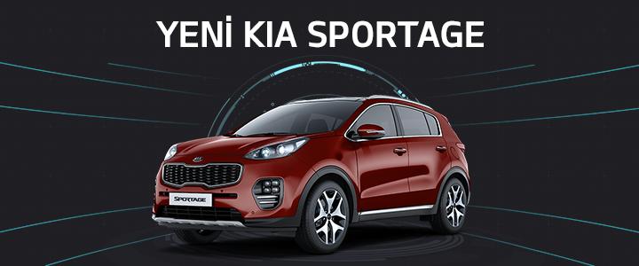 """Yeni KIA Sportage'ın """"Gelecekten Gelen"""" Web Sitesi Yayında!"""