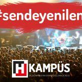 Yenilenen Hürriyet Kampüs'ten Gençlere Çağrı: #SenDeYenilen