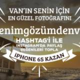 Van AVM Instagram Kampanyası: #BenimGözümdenVan