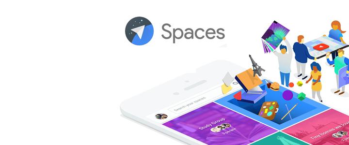 Google'dan Sosyal Medya Uygulaması: Spaces