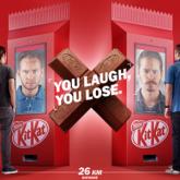 "KitKat'ın İnteraktif ""Ciddiyet"" Oyunu"