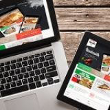 Sbarro'nun Kurumsal Web Sitesi Yenilendi