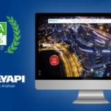 Ege Yapı'nın Kurumsal İnternet Sitesi Uluslararası Ödülün Sahibi Oldu