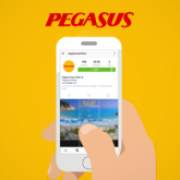 "Pegasus'tan ""Instagram Stories"" Kampanyası"