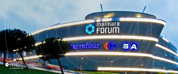Marmara Forum Sosyal Medyada Da Ziyaretçilerini Eğlendiriyor!