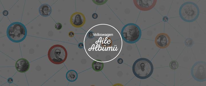 Volkswagen Aile Albümü'nde Tüm Volkswagenseverler Bir Arada
