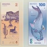 Arjantin'in Doğadan Esinlenen Banknot Tasarımları