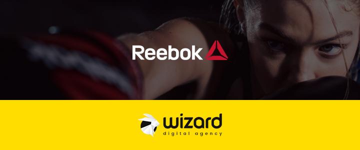 Reebok'ın Sosyal Medya Ajansı Wizard Digital Oldu!