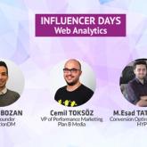 Pazarlama Türkiye Influencer Days: Web Analytics 2.0