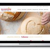 La Lorraine Türkiye'nin Yeni Web Sitesi Yayında!