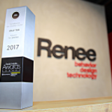 Renee, Social Media Awards Turkey'de Ödül Aldı!