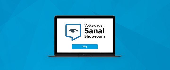 Volkswagen Sanal Showroom Açıldı!