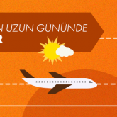 """Turna.com, Yılın En Uzun Günü 21 Haziran'a Özel """"En""""leri Paylaştı"""