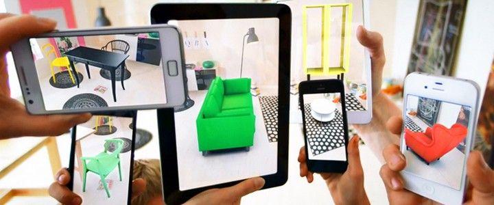 IKEA Place Uygulamasıyla Eşyaları Evinizin İçinde Görün