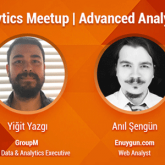Analytics Meetup | Advanced Analytics