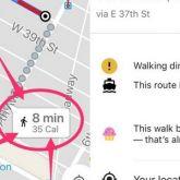 Google Maps, iOS'taki Kalori Takip Aracı Mini Cupcake'i Kaldırıyor