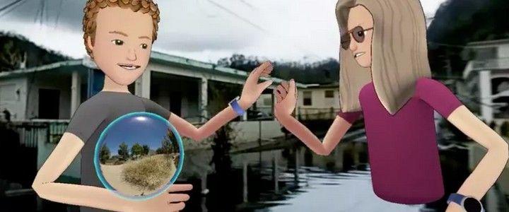 Mark Zuckerberg'den Kasırgada Zarar Gören Porto Rico'ya Sanal Ziyaret