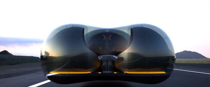 Renault'dan Geleceğin Havada Süzülen Otomobili