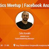 Dijital Pazarlamanın Facebook Analitiği