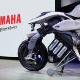 Sahibi Çağırınca Yanına Giden Motosiklet: Yamaha Motoroid