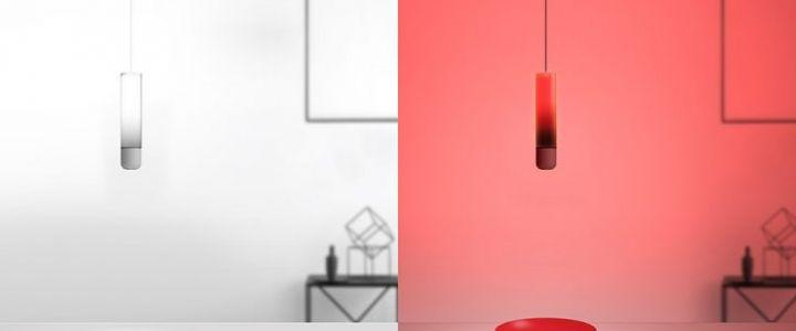 Bukalemun Gibi Renk Değiştiren Lamba