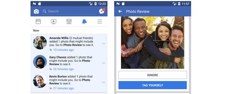 Facebook Yüz Tanıma Aracı, Etiketlenmediğiniz Fotoğraflarda Sizi Tanıyor