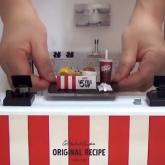 Dünyanın En Küçük KFC Restoranı Açıldı!
