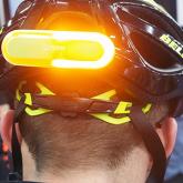 Bisiklet Sürücülerinin Görünürlüğünü Artıran Manyetik Işık