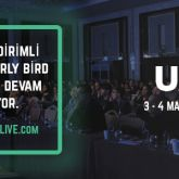 UXAlive 5. Büyük Konferansı İçin 3-4 Mayıs'ta Bir Kez Daha Kapılarını Açıyor