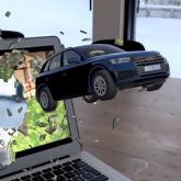 Audi'den Reklamla Etkileşime Geçen Artırılmış Gerçeklik Deneyimi