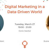 Women.Digital Meetup: Digital Marketing In A Data-Driven World