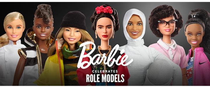 Mattel, 17 Kadın Rol Modelin Barbie Bebeğini Yaptı