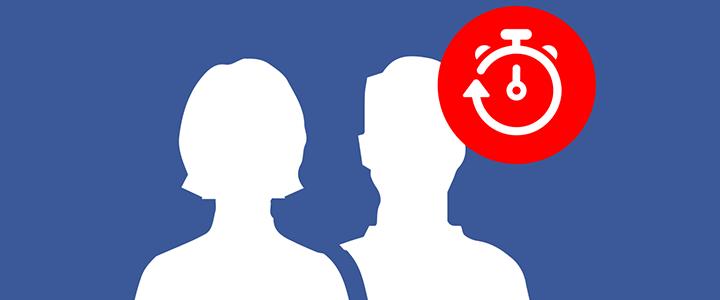 Facebook, Süreli Arkadaşlık İsteklerini Test Ediyor