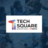 TechSquare'in, Pixelplus Tarafından Tasarlanan Yeni Web Sitesi Yayında