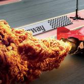 KFC'nin Ateşe Dönüşen Baharatlı Tavukları