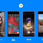Facebook, Messenger'a İşletmeler İçin Yeni Artırılmış Gerçeklik Araçları Ekliyor