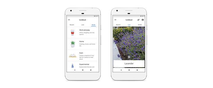 Google, Görme Engelliler İçin Uygulama Geliştiriyor