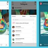 Instagram'a Sticker İle Paylaşım Özelliği Geldi