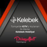 Türkiye'de IGTV'yi Kullanan İlk Marka Kelebek Mobilya!