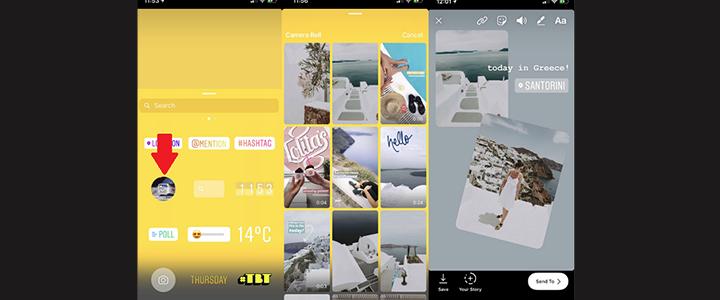 Instagram, Stories'de Yeni Video Sticker'ları Test Ediyor