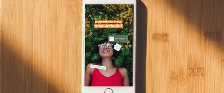 Instagram Stories'den Alışveriş Dönemi Başlıyor!
