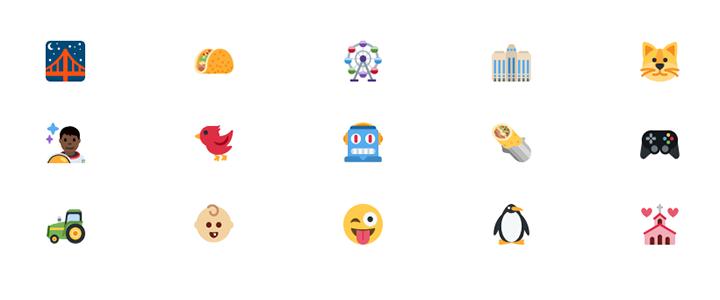 Twitter'dan Yaratıcı Projelerde Kullanılabilecek 2841 Emoji