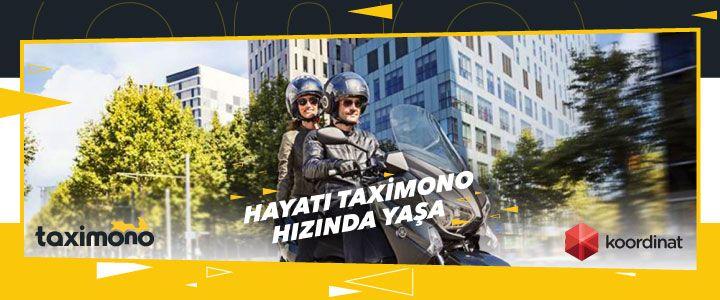 Taximono'nun Dijital Ajansı Koordinat Oldu!