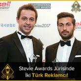 Stevie Awards Jürisinde İki Türk Reklamcı!