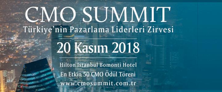 Türkiye'nin En Etkin 50 CMO'su Açıklanıyor