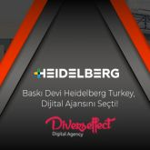 Baskı Devi Heidelberg Turkey, Dijital Ajansını Seçti!